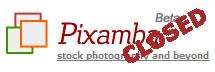 Pixamba - очередной фотобанк закрыт.