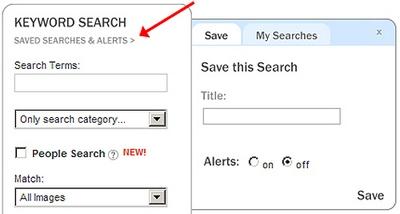 Обновления в системе поиска в фотобанке Shutterstock