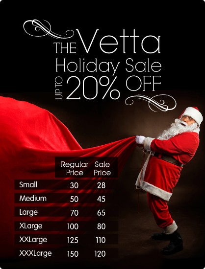 Праздничные скидки на коллекцию Vetta в iStockphoto.