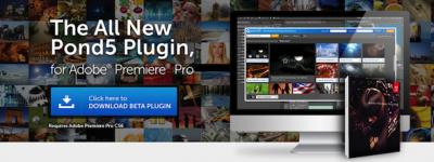 Pond5 и Adobe создали новый плагин для удобной работы