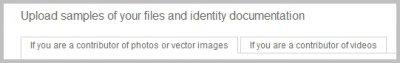 Микросток DepositPhotos процедура прохождения экзамена (выбор типа экзаменационных работ)
