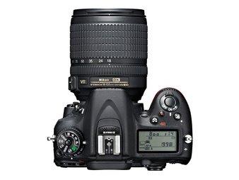 Зеркальная фотокамера Nikon D7100