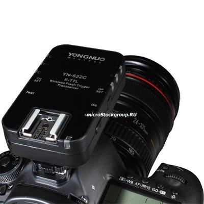 Радиосинхронизатор - Yongnuo YN622C (Canon)
