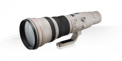 Новый объектив Canon EF 800 мм f/5.6L IS II