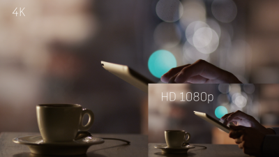 Shutterstock стал продавать видео формата 4K Ultra HD