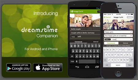Dreamstime и мобильная фотография.